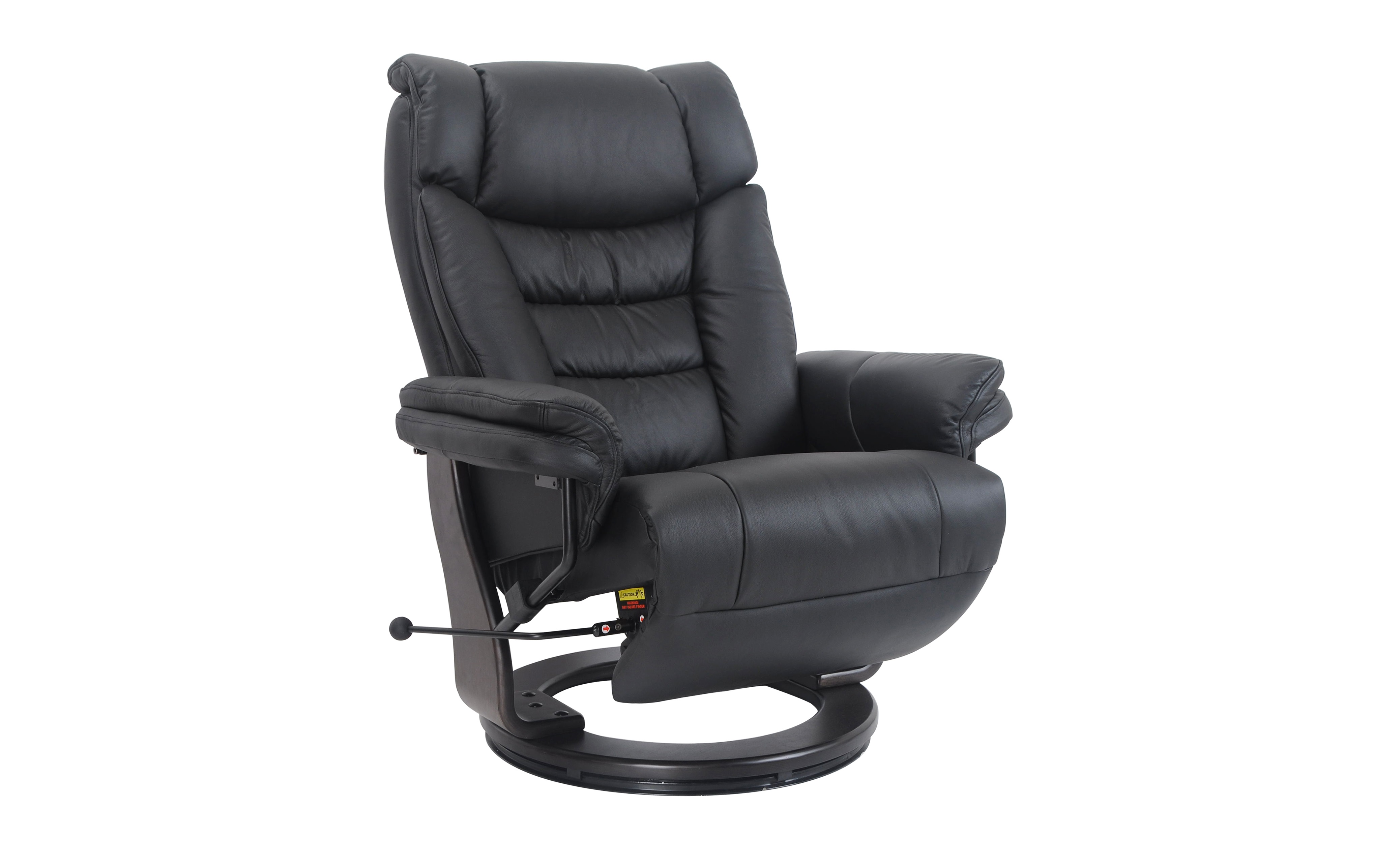 Magnificent Furniture Solutions Sven Recliner With Integrated Footrest Ibusinesslaw Wood Chair Design Ideas Ibusinesslaworg
